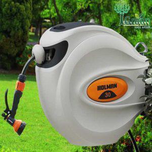 ống nước tưới vườn thu dây tự động holman úc